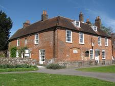 Jane Austen's House Museum  logo