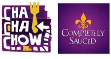 Perennial Artisan Ales/Completely Sauced/Cha Cha Chow/Sarah's Cake Stop logo