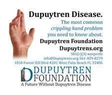 Dupuytren Research Group / Dupuytren Foundation logo