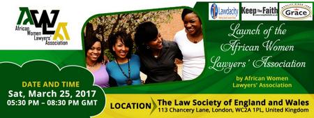 AFRICAN WOMEN LAWYERS' ASSOCIATION - OFFICIAL LAUNCH
