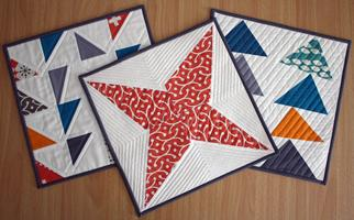 Modern Quilting: Stitch-and-Flip 3 Ways