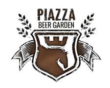 Piazza Beer Garden logo