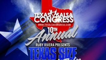 Salsa Congress 10th Year Anniversary, It's a Texas...