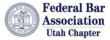 the Utah Chapter of the Federal Bar Association logo