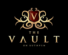 The Vault on Ruthven logo