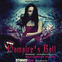 Vampire's Ball - Houston