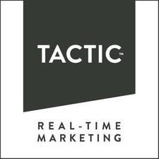 TACTIC™ Real-Time Marketing AS logo