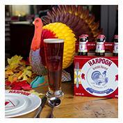 Harpoon Helps Grateful Harvest Beer Dinner
