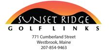 Sunset Ridge Golf Links logo