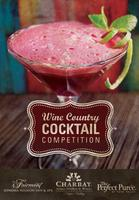 Wine Country Cocktail Competition