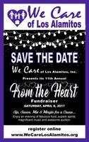 "We Care ""From the Heart"" Fundraiser"