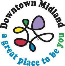 Downtown Midland logo