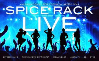 Spice Rack LIVE!