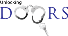 UNLOCKING DOORS logo