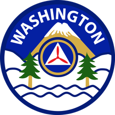 Washington Wing, Civil Air Patrol logo