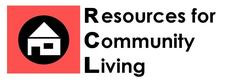 Resources for Community Living logo