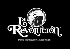 LA REVO ENT logo