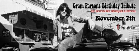 Gram Parsons Birthday Tribute w/ The Cosmic West,...