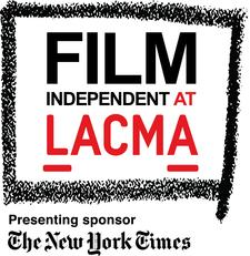 Film Independent at LACMA logo