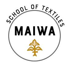 Maiwa School of Textiles logo
