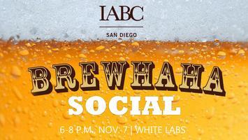 IABC/San Diego Brewhaha Social
