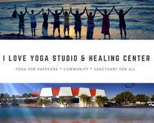 I Love Yoga Studio logo