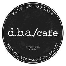 dba/cafe logo
