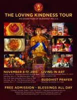 THE LOVING KINDNESS TOUR '2013