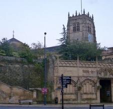 Bradford Cathedral logo
