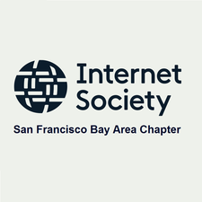 San Francisco Bay Area Chapter of ISOC (Internet Society) logo