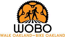 Walk Oakland Bike Oakland logo