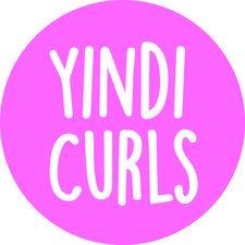 Yindi Curls logo