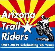 Arizona Trail Riders logo