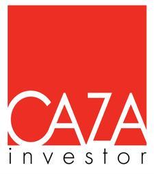 CAZA Investor Network logo