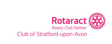 Rotaract Club of Stratford-Upon-Avon logo