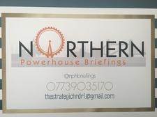 Northern Powerhouse Briefings  logo