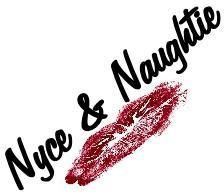 Nyce & Naughtie Adult Events logo