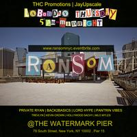 RANSOM! NYC'S AUTHENTIC CARIBBEAN *OUTDOOR* LABOR DAY WKND KICK OFF EVENT