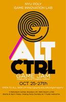 Alt Ctrl Game Jam: Costume and Cosplay Edition