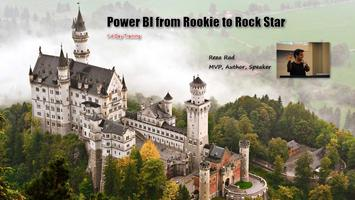 Power BI from Rookie to Rock Star - Frankfurt May 2017