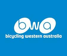 Bicycling Western Australia logo