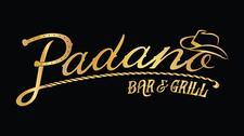 Padanos Bar and Grill logo