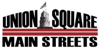 Union Square Main Streets logo