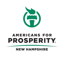Americans for Prosperity - New Hampshire logo