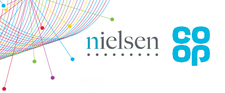 Nielsen and Co-op logo