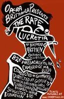 The Rape of Lucretia - BOSTON