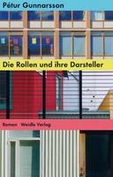 """Lesung Pétur Gunnarsson """"Die Rollen und ihre..."""