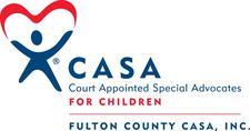 Fulton  CASA logo