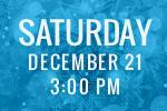 Living Christmas Tree - Dec 21, 2013 3PM Performance