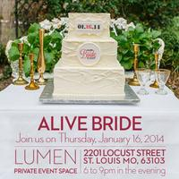 ALIVE Magazine presents ALIVE Bride 2014